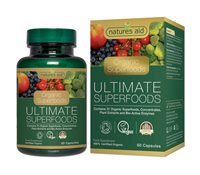 Natures Aid Ultimate Superfoods Capsules