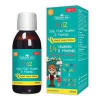 Natures Aid Kidz Daily Multi Vitamin & Mineral