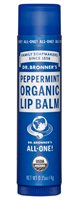 Peppermint Organic Lip Balm by Dr Bronner's
