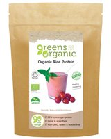 Greens Organic Brown Rice Protein