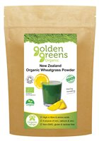 Greens Organic New Zealand Organic Wheatgrass Powder