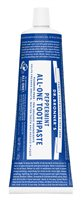 Dr Bronner's Peppermint All-One Toothpaste