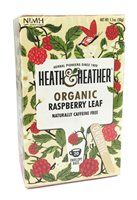 Heath & Heather Organic Raspberry Leaf Tea