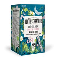 Heath & Heather Organic Soft & Sleepy Night Time