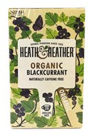 Heath & Heather Organic Blackcurrant
