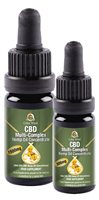Celtic Wind Crops Multi Complex Hemp Oil 5%
