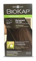 BioKap Dark Blond Havana 6.06 Permanet Hair Dye