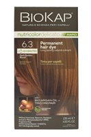 BioKap Dark Golden Blond 6.3 Permanet Hair Dye