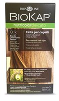 BioKap Extra Light Golden Blond 9.3 Permanet Hair Dye