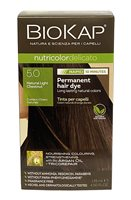 BioKap Natural Light Chestnut 5.0 Permanet Hair Dye