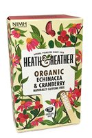 Heath & Heather Organic Echinacea & Cranberry