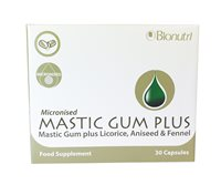 Micronised Mastic Gum Plus by Bionutri