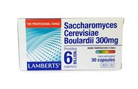 Lamberts Saccharomyces Cerevisiae Bouardii 300mg