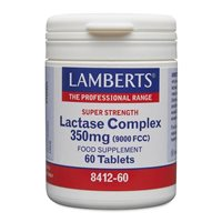 Lamberts Lactase Complex 350mg Super Strength