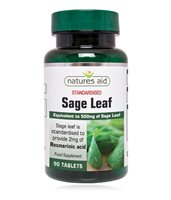Sage Leaf by Natures Aid