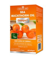 Natures Aid Sea Buckthorn Oil
