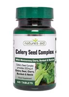 Natures Aid Celery Seed Complex