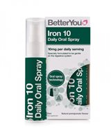 Iron 10 Daily Oral Spray by Better You