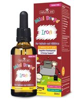 Natures Aid Iron Mini Drops