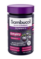 For Kids Gummies by Sambucol