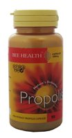 Propolis Capsules 1000mg by Bee Health