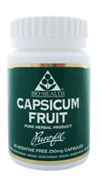 Bio Health Capsicum Fruit 250 Mg