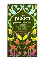 Pukka Green Collection Pack