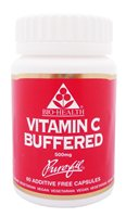 Bio Health Buffered Vit C 500mg