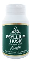 Psyllium Husk 400mg by Bio Health