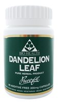 Bio Health Dandelion Leaf  300mg
