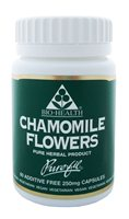 Bio Health Chamomile Flowers  250 Mg