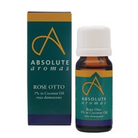 Absolute Aromas Rose Otto 5% in Coconut Oil