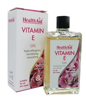 Vitamin E Oil  by Health Aid