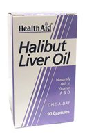 Halibut Liver Oil by Health Aid