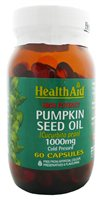 Health Aid Pumpkin Oil 1000mg