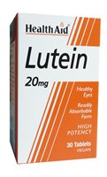 Health Aid Lutein 20mg