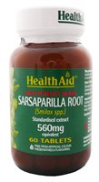 Health Aid Sarsaparilla Root 560mg