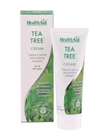 Health Aid Tea Tree Cream