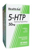 Health Aid 5 HTP (HydroxyTryptoPhan) 50mg