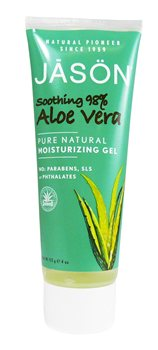 Jason Aloe Vera Gel 98% Tube  - Click to view a larger image