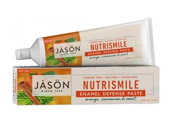 Jason Nutrismile Toothpaste  - Click to view a larger image