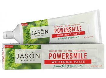 Jason Powersmile Whitening Toothpaste  - Click to view a larger image