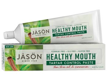 Jason Healthy Mouth Toothpaste  - Click to view a larger image