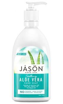 Jason Aloe Vera Hand Soap   - Click to view a larger image