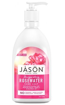 Jason Rosewater Hand Soap  - Click to view a larger image
