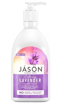 Jason Lavender Hand Soap   - Click to view a larger image