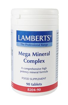 Lamberts Mega Mineral Complex  - Click to view a larger image