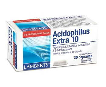 Lamberts Acidophilus Extra 10  - Click to view a larger image
