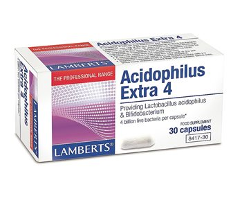 Lamberts Acidophilus Extra 4  - Click to view a larger image