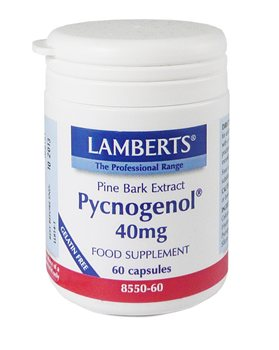 Lamberts Pycnogenol 40mg  - Click to view a larger image